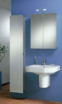 Bathroom and Shower Chrome Cabinets Dublin
