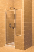 Offset Quadrant Showers Door Dublin