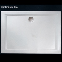 Rectangular Shower Trays Clontarf Dublin