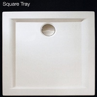 Square Shower Tray Clontarf Dublin